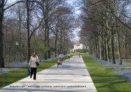 Ockenburgh - Definitief ontwerp renovatie landschapspark - Den Haag