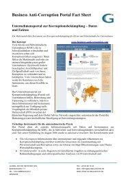 Download Business Anti-Corruption Portal Fact Sheet (pdf)
