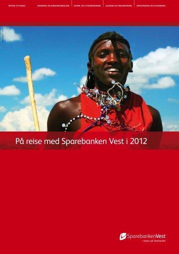 her for mer informasjon - Sparebanken Vest