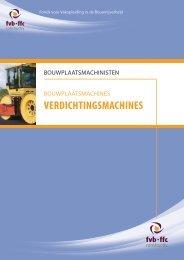 VERDICHTINGSMACHINES - FFC - Constructiv