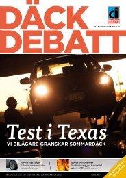DäckDebatt nr 2 2012