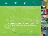 bedrijven in het groen - Habiforum