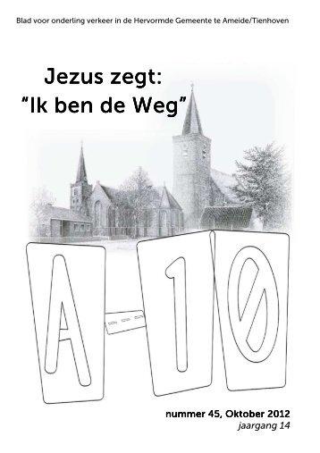 A-10 - PKN Ameide-Tienhoven