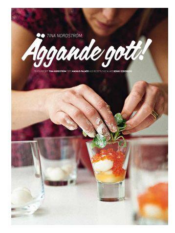 Tina nORDSTRÖM: - Gourmet