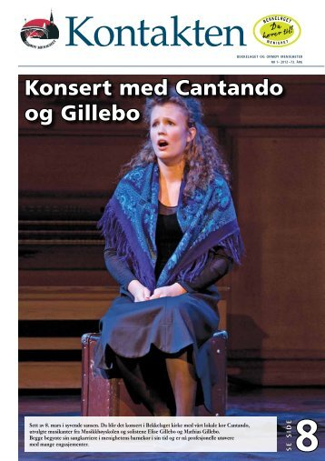 Kontakten nr. 1 - 2012 - Kirken i Oslo - Den norske kirke