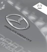 Preisliste Mazda CX-5 020112 - Autohaus Vollmari Gmbh