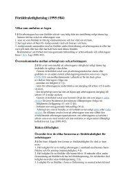 Föräldraledighetslag (1995:584) - Pappersavd50