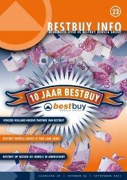 10 JAAR BESTBUY - Peter Hamers