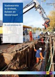 Stadswarmte in Arnhem, Duiven en Westervoort - Nuon Nieuws