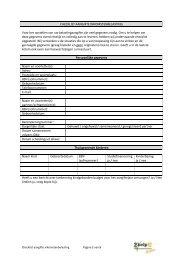 Checklist aangifte - Administratiekantoor 2helpU
