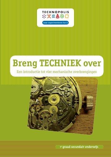 Breng techniek over - Technopolis