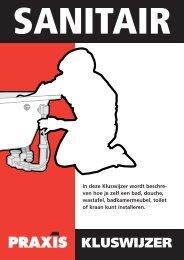 Kluswijzer Sanitair - Steehouder Woongroep