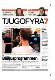 Tjugofyra7 Nr 18 2013