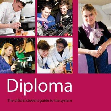 Diploma - Ofqual