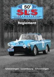 Reglement - SLS Classic