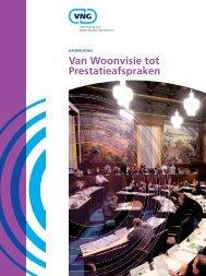 VNG - Van Woonvisie tot Prestatieafspraken - Companen