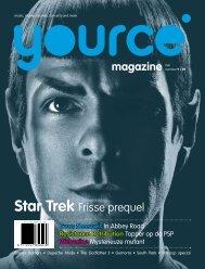 Yource Magazine mei 2009