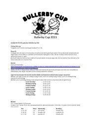 Bullerby Cup 2013 - Svenskalag.se