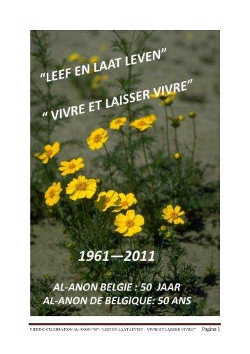 Pagina 1 - AA Vlaanderen