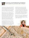 Celebrating Shabbat - Holy Blossom Temple - Page 6