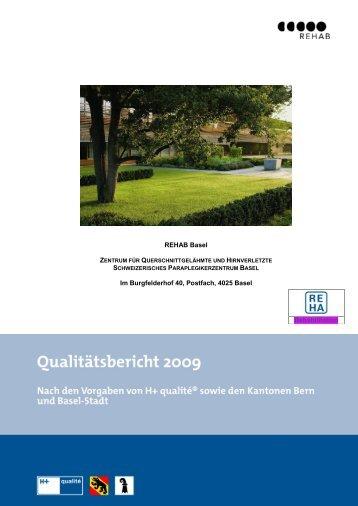 REHAB Basel Im Burgfelderhof 40, Postfach, 4025 Basel ...