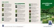 groenblijvende hagen - Van Goidsenhoven