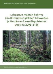 a174.pdf (1.6 MB) - Metsähallituksen julkaisut