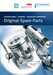 Original-Spare-Parts