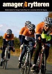 trænin gsplan lægning - Amager Cykel Ring