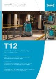 Tennant 12 Broschyr (Svenska) PDF