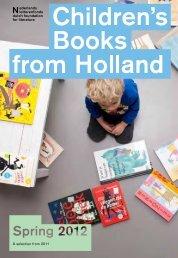 Children's Books Spring 2012 - Nederlands Letterenfonds