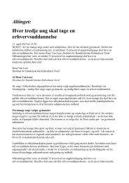 Se pdf - Danske Erhvervsskoler