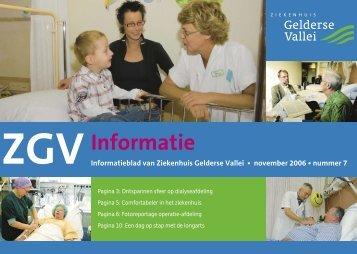Informatie - Ziekenhuis Gelderse Vallei