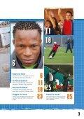 Supporter 41 - Sport en Ontwikkelingslanden - Page 3