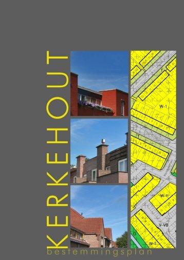 voorontwerp.toelichting november 2009 - Gemeente Wassenaar