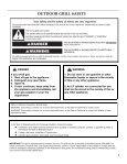 freestanding outdoor grill asador autónomo para exteriores gril d ... - Page 3