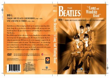 Inlays opmaak - Beatles Unlimited