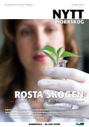 Nytt i Norrskog nr 2 2011