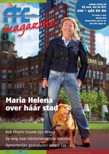 Maria Helena over háár stad - InnovatieProf