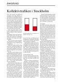 Kollektivtrafik för bilistens behov - Alternativ Stad - Page 5
