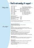 Program søndag 24. august_Komplett.pdf - Øvrevoll Galoppbane - Page 7