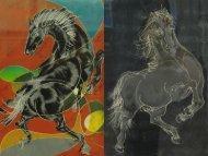 Herbal medication for horses