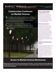 Market Avenue Newsletter September 7, 2012 - Winnipeg ...
