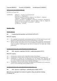 29-04-2013 - Gemeente Herselt