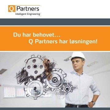 Hent vores brochure - Q-partners