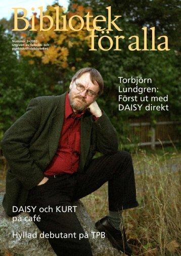 Bibliotek för alla skriver om Rutten bloidig och skön - Torbjörn ...