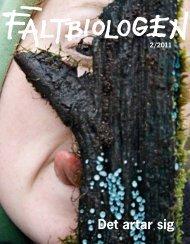 Fältbiologen 2/2011.pdf - Fältbiologerna