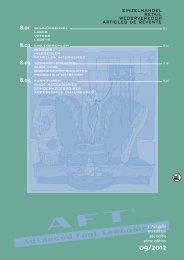 8.01 - AFT International GmbH
