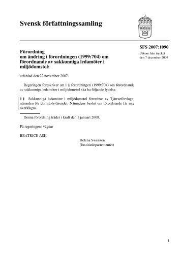 Officiell PDF-utgåva av författningen - Notisum