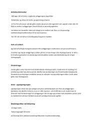 Avtalsbestämmelser Vett och etikett Prisändringar Avtal ...